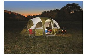 Northwest Territory KMT141810 QUICK C Eagle River 18' x 10' Tent for Sale in Missouri City, TX