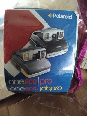 POLAROID INSTANT CAMERA--YELLOW 600 PRO JOBPRO for Sale in Murfreesboro, TN