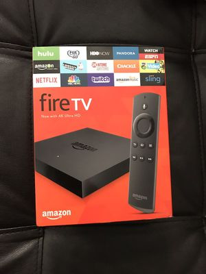 Newest Amazon Fire TV box jailbroken for Sale in Suffolk, VA