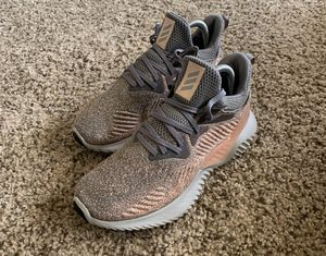 Adidas Alphabounce Beyond Running Shoes Youth Size 6 for Sale in Carrollton, TX