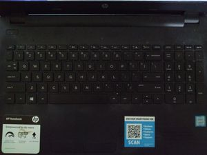 HP laptop i5-7 8GB ram 1TB touch screen for Sale in Takoma Park, MD