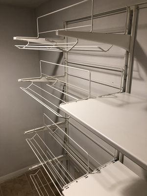 Ikea Algot Wall Storage for Sale in Washington, DC