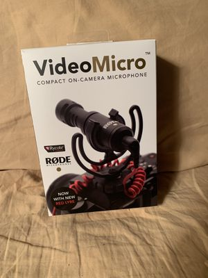 Rode Microphone for Sale in Vernon, CT