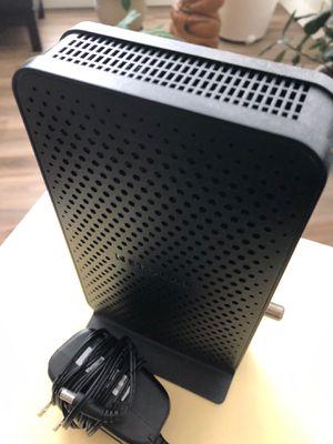 Netgear N300 Wi-Fi cable modem router for Sale in Bellevue, WA