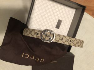 Gucci Belt Youth for Sale in Cromwell, CT