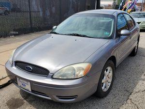 2007 Ford Taurus Sel 3k OBO for Sale in Philadelphia, PA