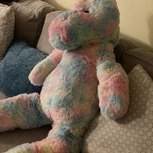 Brand New - just bought Super soft Large Rainbow Unicorn Teddy Bear Bought one to many and ready to sell for Sale in Santa Clara, CA