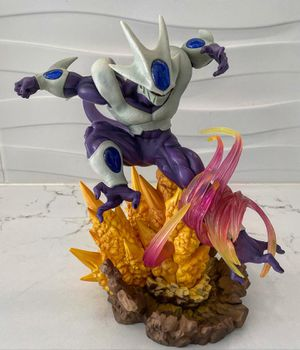*DETAILED* COOLERS REVENGE RARE DBZ Model Statue Dragon Ball Z Blast Figure for Sale in Miami Beach, FL