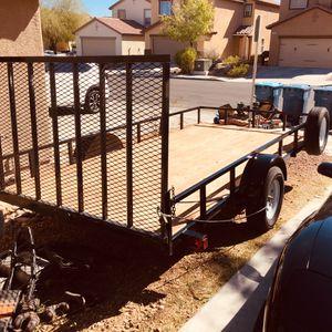2018 big bubba 14' sxs trailer for Sale in Las Vegas, NV