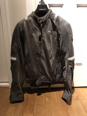 Revit Air Motorcycle Jacket Size Large - Padded for Sale in Ashburn, VA