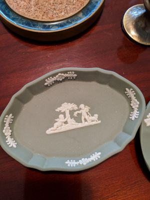 Wedgewood pin tray for Sale in Hopewell, VA