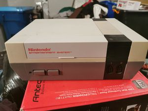 Nintendo game system with 2 games for Sale in Las Vegas, NV