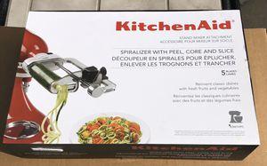 Kitchen Aid Spiralizer for Sale in Montclair, CA
