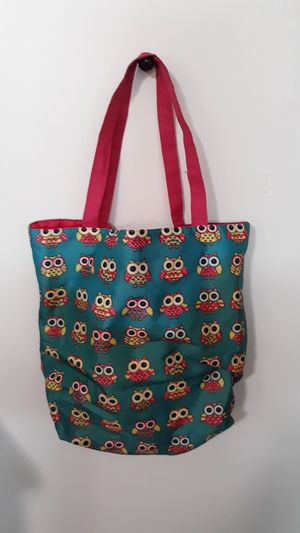 Tote bag with owls for Sale in Decatur, GA