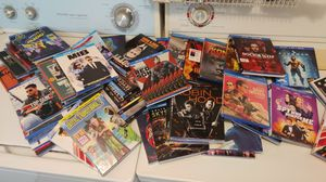NEW in Factory Sealed Plastic Blu-Ray DVDs $5 each for Sale in Pompano Beach, FL