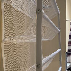 White Over The Door Shoe Rack for Sale in Houston, TX
