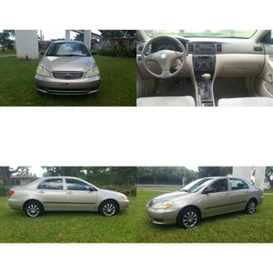 Toyota corolla 2003 for Sale in Miami, FL