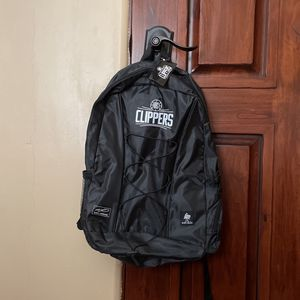 NEW LA Clippers Black Backpack for Sale in Bakersfield, CA