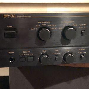 Nakamichi SR-3A retro stereo receiver for Sale in San Diego, CA