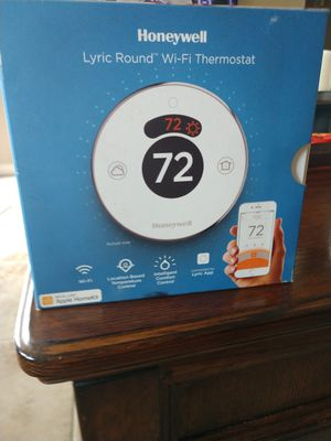 Honeywell lyric Round Wi-Fi thermostat for Sale in La Porte, TX