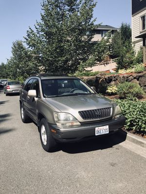 1999 Lexus Rx300 for Sale in Duvall, WA