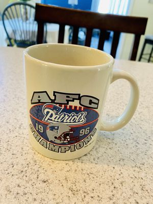 Patriots Champions Mug for Sale in WILKINSONVILE, MA