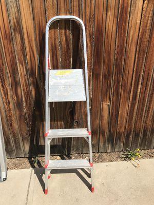 3 step ladder for Sale in Denver, CO