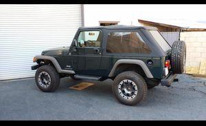04-07 JEEP LJ Wrangler Unlimited parts!!!! for Sale in Riverside, CA
