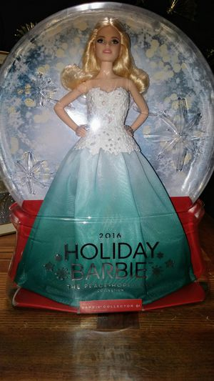 2016 Holiday Barbie for Sale in Pataskala, OH