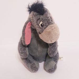 "RARE Walt Disney World 8"" Eeyore Plush Detachable Tail Soft Winnie the Pooh for Sale in La Grange, IL"