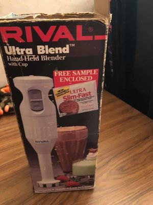 Brand new Rival Hand Held Blender for Sale in Coshocton, OH