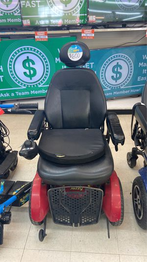 Jazzy Electric Wheel Chair for Sale in McAllen, TX