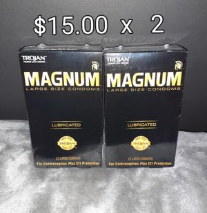 MAGNUM for Sale in Huntington Park, CA