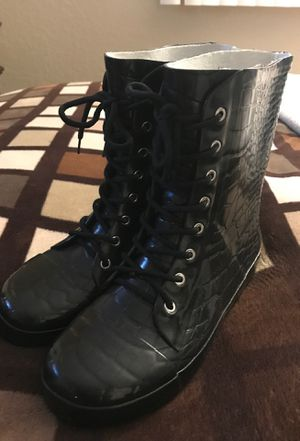 Women's Rain boots for Sale in Fallbrook, CA