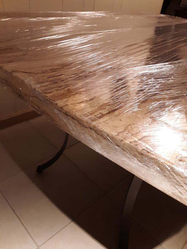 Table wood 5ft. 1/2 X 46 wide by 29 Tall