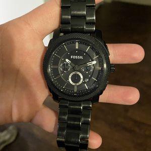 Men's Fossil Watch for Sale in San Antonio, TX