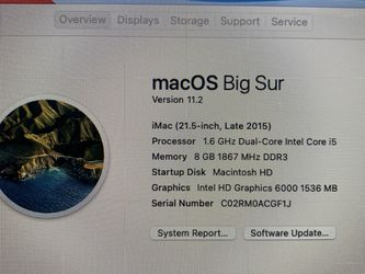MacOS 2015 for Sale in Winter Park,  FL