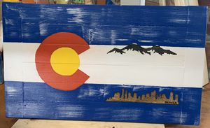 Hand Painted for Sale in Aurora, CO