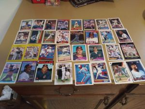 Cleveland Indians baseball cards for Sale in Parma, OH
