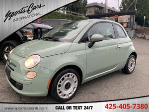 2013 Fiat 500 Pop for Sale in Bothell, WA