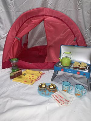 American Girl Doll Camping Set for Sale in Delran, NJ