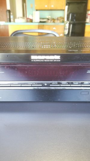 Marantz AV Surround Receiver NR1403 for Sale in Milan, MI