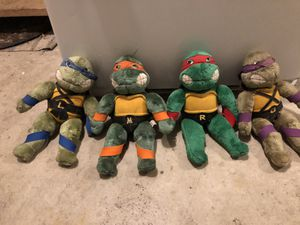 1990 ninja turtles like new for Sale in Miamisburg, OH