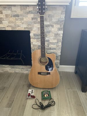 Jameson Guitar With Carry Bag for Sale in Corona, CA