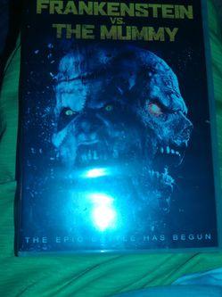 Frankenstein vs The Mummy Dvd for Sale in Maricopa,  AZ