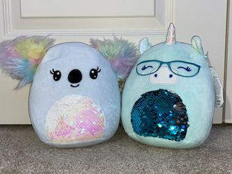 """KYA AND NYLA 7"""" SQUISHMALLOW BUNDLE! for Sale in Baltimore,  MD"""