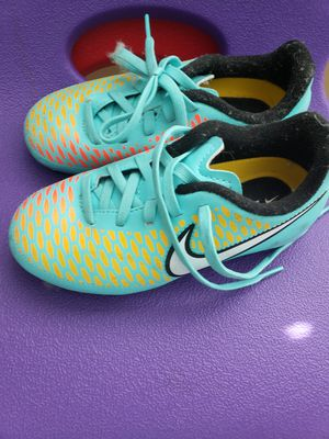 Unisex soccer cleats for Sale in Boca Raton, FL
