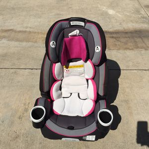Graco 4ever car seat and booster seat for Sale in Monterey Park, CA