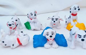 Disney Exclusive 101 Dalmatian Miniature Figurine Set for Sale in Manitou Springs, CO
