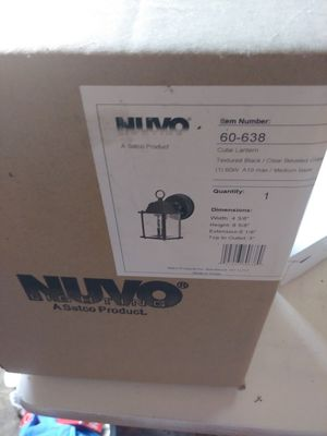Nuvo lighting for outside front door for Sale in Dale City, VA